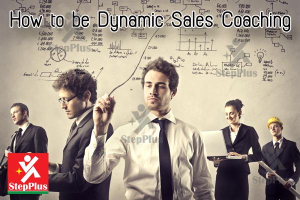 หลักสูตร ผู้บริหารการขายเชิงรุก : How to be Dynamic Sales Coaching
